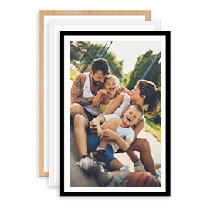 50 x 75cm (20 x 30in) Framed Print incl Delivery