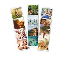 Photo Prints Strip 70 x 268mm 6pk incl Delivery